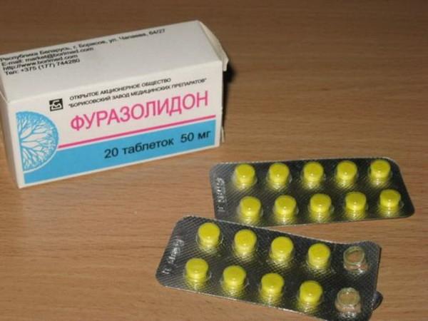 Фуразолидон при цистите: инструкция по применению и отзывы